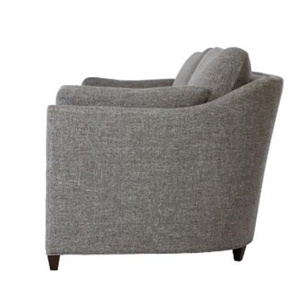 Contemporary Contemporary Gray Pippa Sofa For Sale - Image 3 of 8