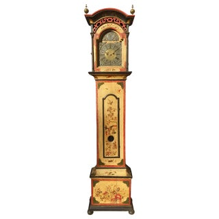 Grandfather Clock by Fredric Weleher For Sale