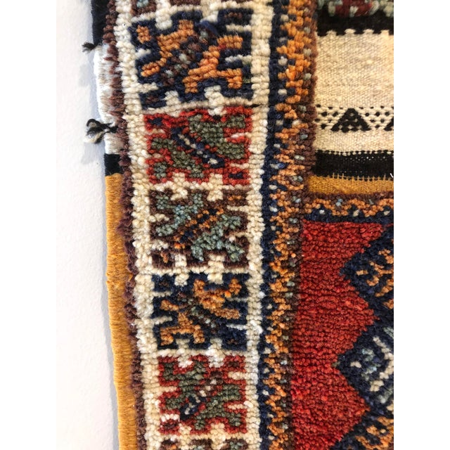 Vintage Moroccan Rug For Sale - Image 4 of 8