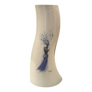 Kosta Boda Catwalk Glass Vase