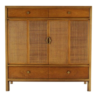 Mid-Century Modern Henredon Gentelmen's Chest For Sale