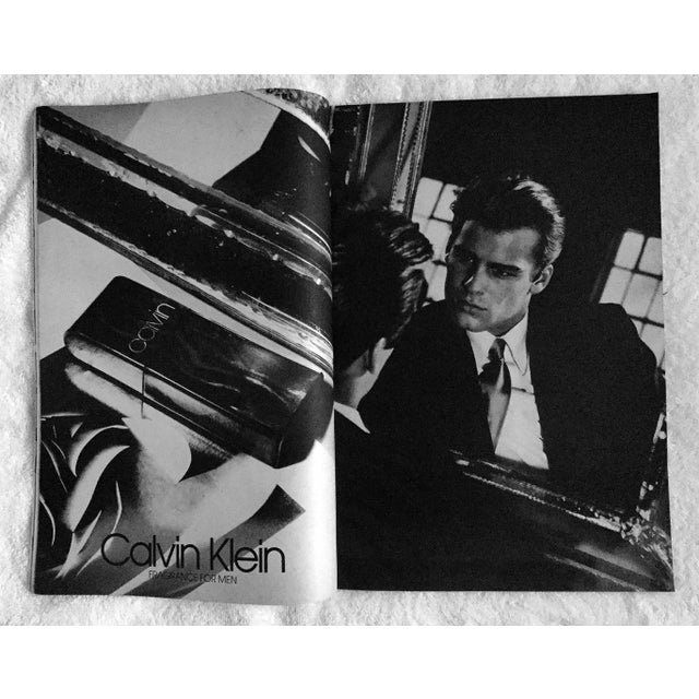 Vintage 1980's Andy Warhol's Interview Magazine - Image 6 of 7