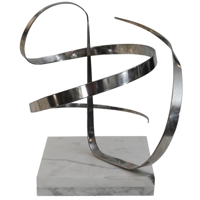 Early Michael Cutler Kinetic Sculpture, 1977 For Sale