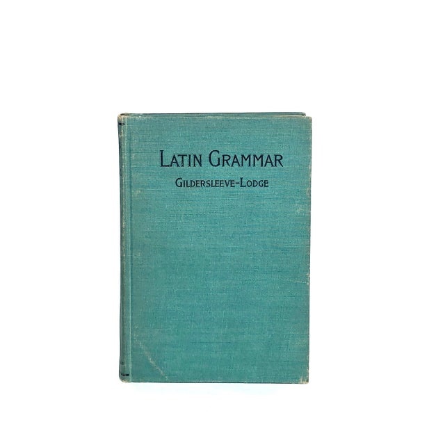 Antique Latin Textbook For Sale - Image 13 of 13