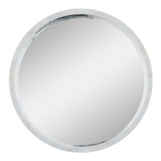 Mother of Pearl Mirror Large For Sale