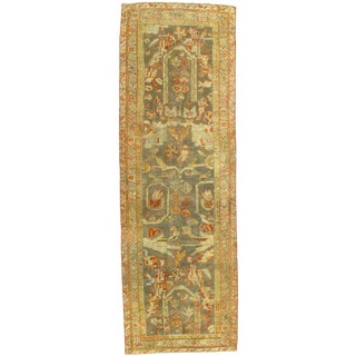 Pasargad Antique Persian Sultanabad Rug - 2′6″ × 7′7″ For Sale