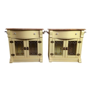 Pulaski Dry Sinks - A Pair For Sale