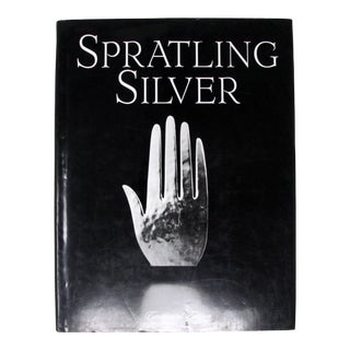 Vintage William Spratling Silver Hardcover Coffee Table Book For Sale