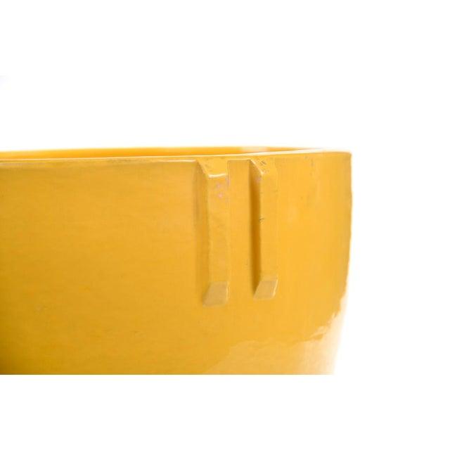Bauer Original 1915 Indian Pot, Glazed Yellow - Image 3 of 9