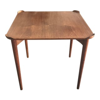 Finn Juhl for Baker Card Table For Sale