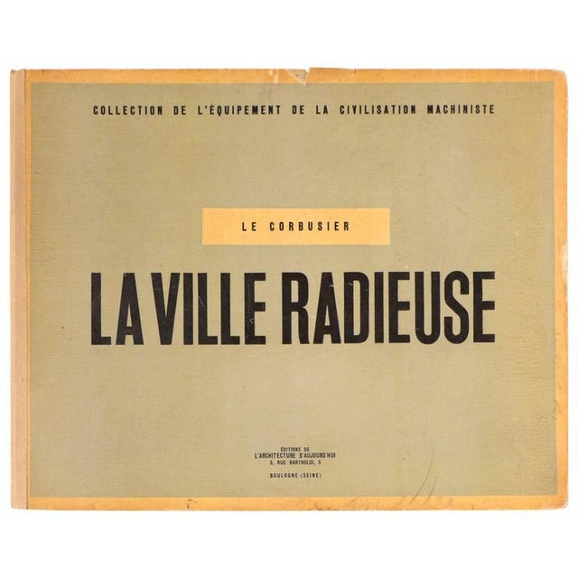 Le Corbusier Book with Inscription For Sale - Image 10 of 10