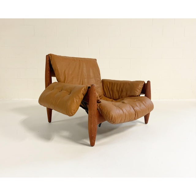Modern Sergio Rodrigues Sheriff Chair For Sale - Image 3 of 12