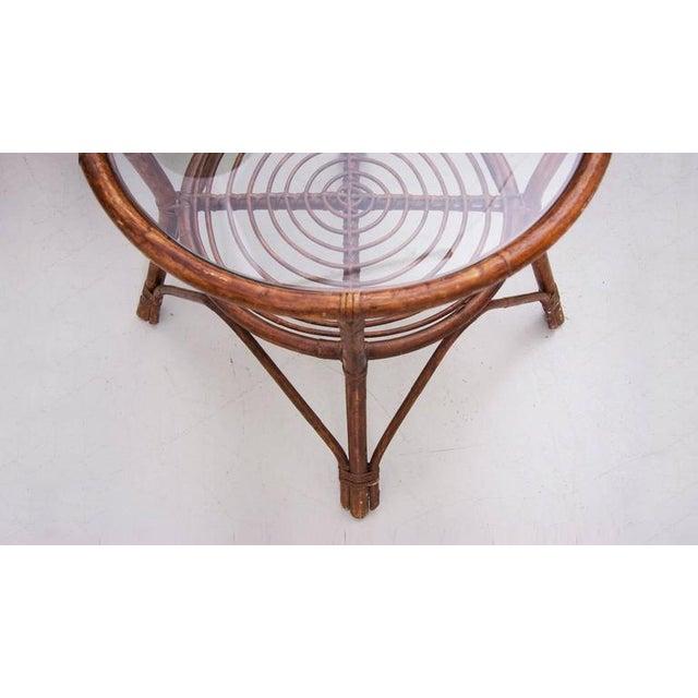 Vittorio Bonacina Set of Two Margherita Chairs by Franco Albini for V. Bonacina, Italy, 1951 For Sale - Image 4 of 7