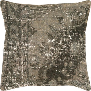 "Nalbandian - Overdyed Turkish Oushak Pillow - 20"" X 20"" For Sale"