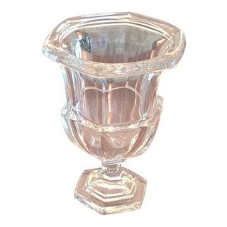 1940s Vintage Glass Vase For Sale