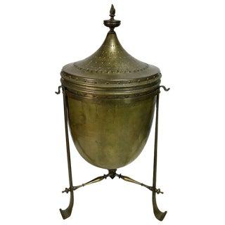 Regency Style Bronze Celleratte For Sale