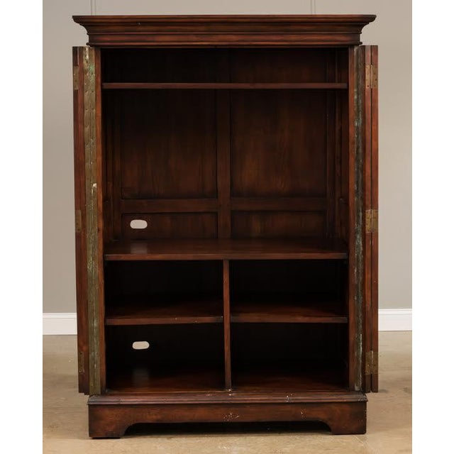 Sarreid Ltd. Entertainment Cabinet Wardrobe - Image 3 of 4