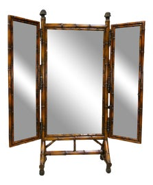 Image of Hollywood Regency Full-Length and Floor Mirrors