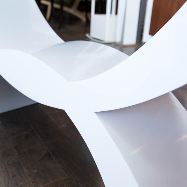 Custom Lacquered Console Table - Image 2 of 10