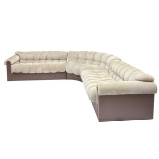 "American Modern ""Bounty Group"" Sectional Sofa, Pace Collection by Davanzati For Sale"