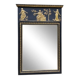 The Fates NeoClassical Friedman Brothers Mirror For Sale