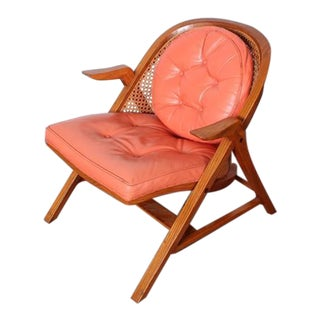 A-Frame Lounge Chair by Edward Wormley for Dunbar For Sale