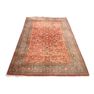 Vintage Anatolian Rug - 5′7″ × 8′5″ For Sale