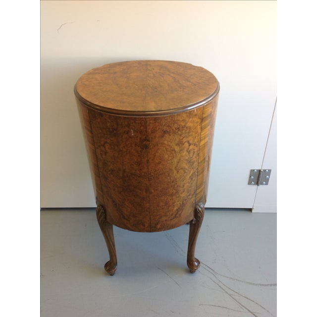 Round French Side Table - Image 3 of 6