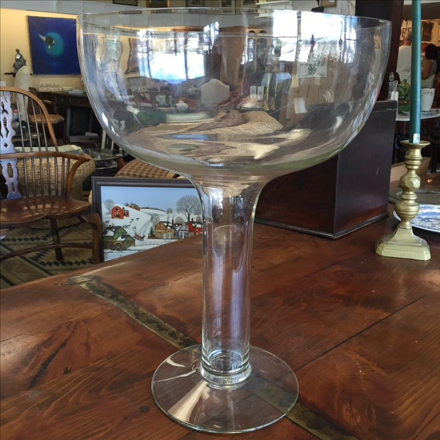 Oversize Cocktail Glass - Image 5 of 5