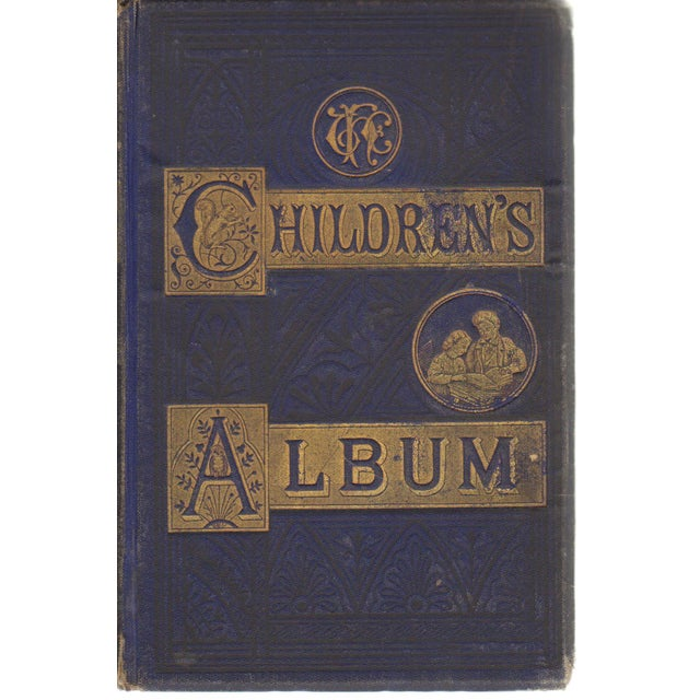 Children's Album of Pictures and Stories, 1871 - Image 1 of 3