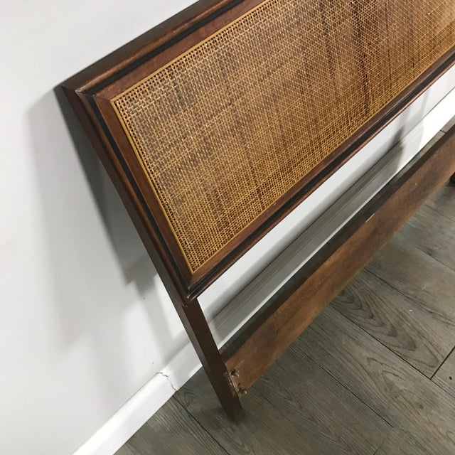 Midcentury Modern Twin Bed Frame - Image 6 of 6