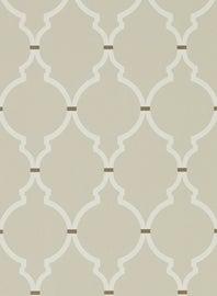 Image of Trellis Wallpaper