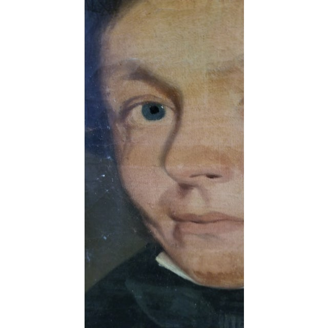 English 19th Century Oil Painting For Sale - Image 3 of 7
