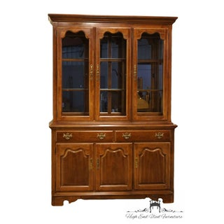 """Thomasville Furniture Winston Court Collection 56"""" China Cabinet Preview"""