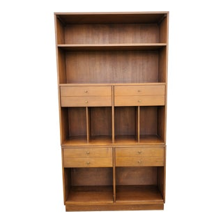 Mid Century Modern Paul McCobb Bookcase For Sale