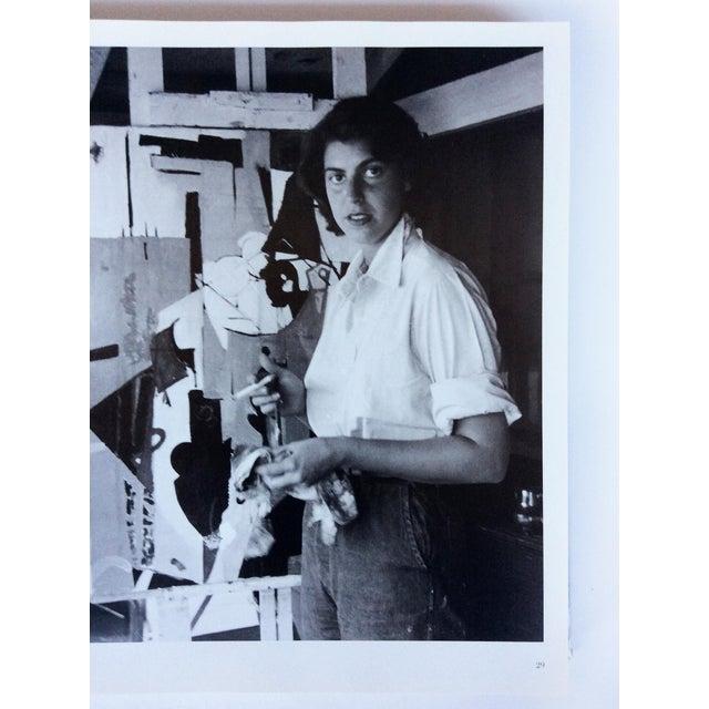 Signed Helen Frankenthaler Monograph Book For Sale - Image 9 of 10