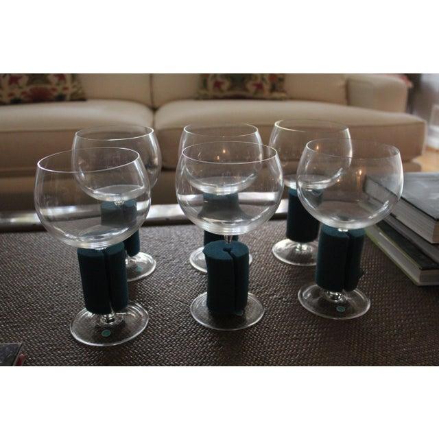 8dff28fc898d Tiffany   Co. Montrachet Burgundy Wine Glasses - Set of 6 For Sale In
