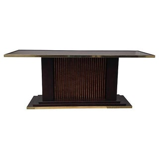 Trouvailles Art Deco Step Tiered Console For Sale