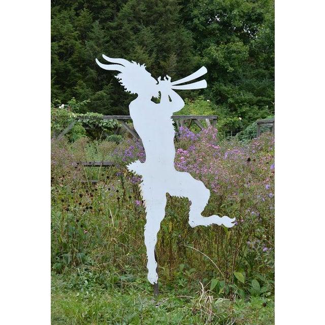 Whimsical Figure of Pan - Image 4 of 10