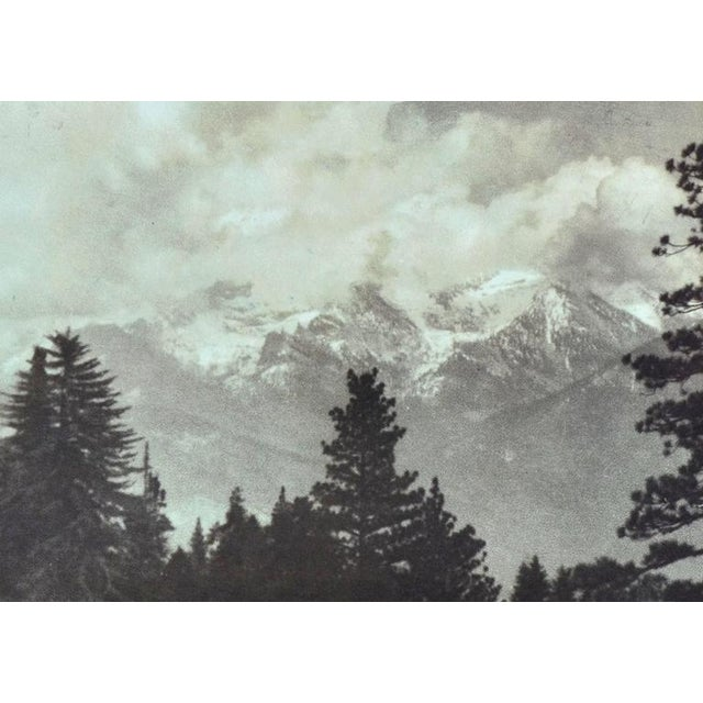Impression of the High Sierras For Sale - Image 4 of 7