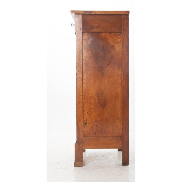 French 19th Century Walnut Vitrine - Image 8 of 10