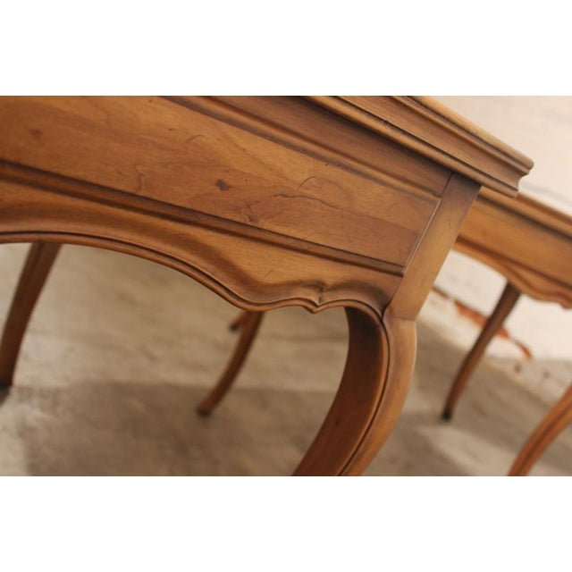 Widdicomb French Provincial Side Tables - A Pair - Image 4 of 5