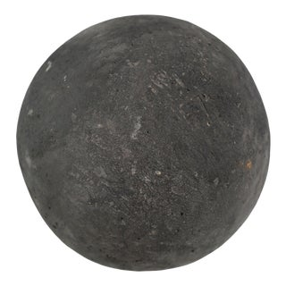 Stone Garden Sphere Large For Sale
