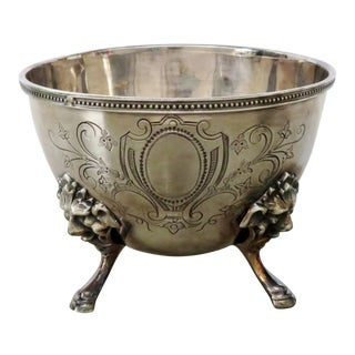 Wilcox Silverplate Footed Bowl For Sale