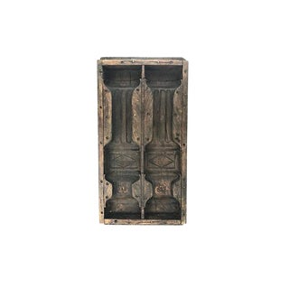 1930s Boho Chic Architectural Element Brick Molds For Sale