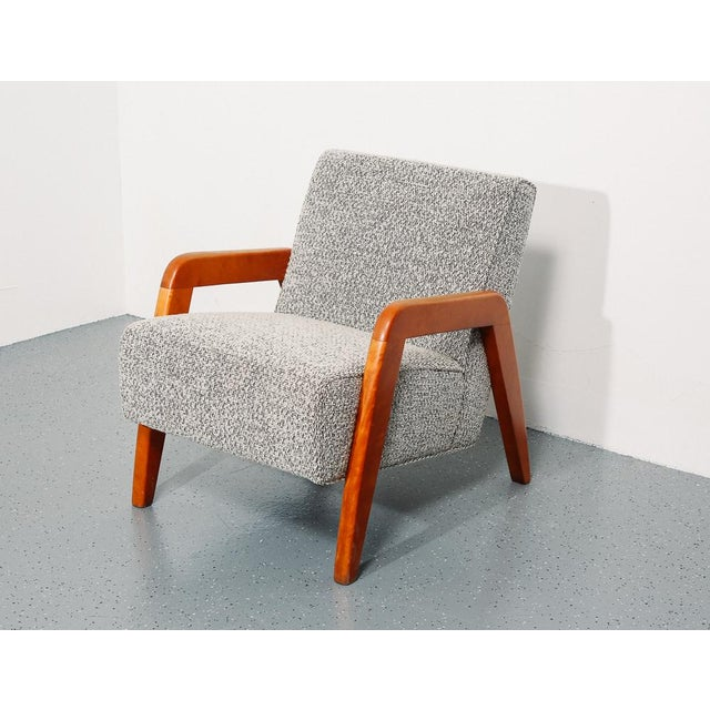 Russel Wright Slipper Chair For Sale - Image 9 of 9
