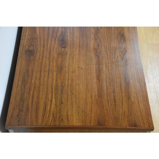 Walnut Executive Desk - Image 7 of 11