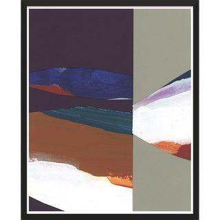 Horizon 1 Art Print - Framed For Sale