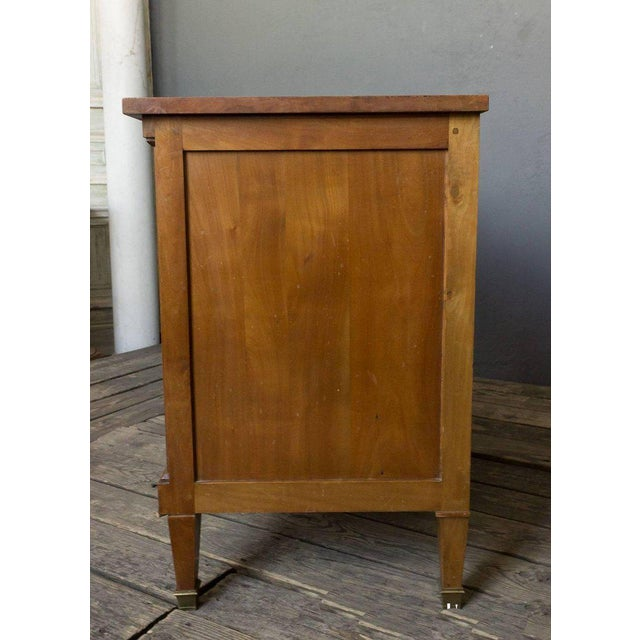 Neo Directoire Style Fruitwood Chest of Drawers For Sale In New York - Image 6 of 10