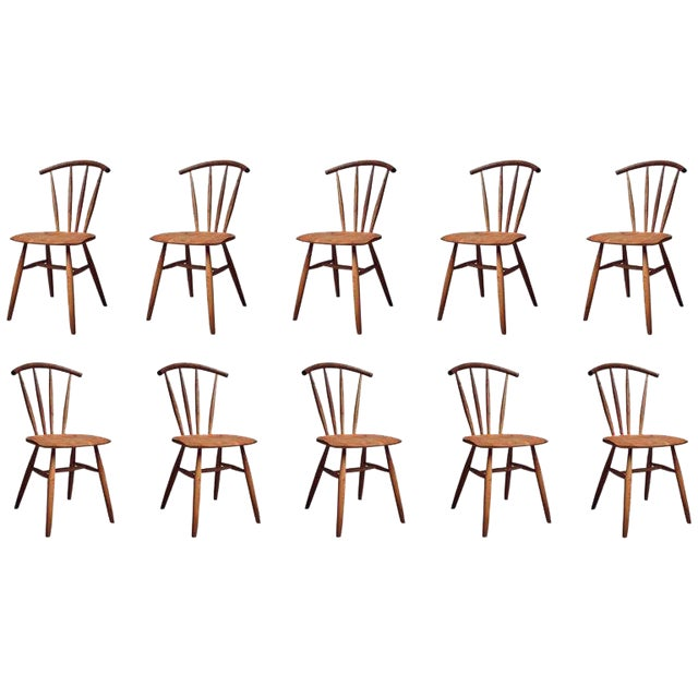 Handcrafted Studio Windsor Chair by Fabian Fischer, Germany, 2019 For Sale